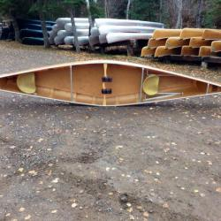 Used Wenonah Spirit II Kevlar Canoe FOR SALE canoes-for-sale