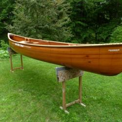 Mad River Canoe Cedar Strip Pioneer Canoe FOR SALE canoes-for-sale