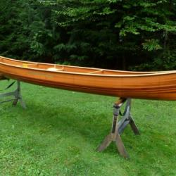 Mad River Canoe Cedar Strip Guide Canoe FOR SALE canoes-for-sale
