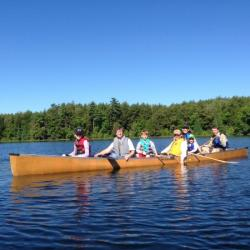 Wenonah minnesota 4 FOR SALE canoes-for-sale