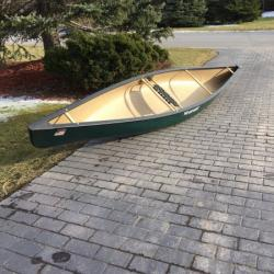 2014 Wenonah Wilderness Solo Royalex FOR SALE canoes-for-sale