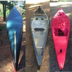 2013 Wenonah Custom Spirit II Royalex FOR SALE canoes-for-sale