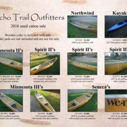 Wenonah Kevlar Canoes  FOR SALE canoes-for-sale